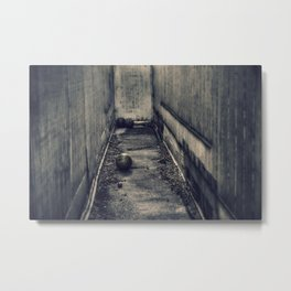 Lost and Forgotten Metal Print