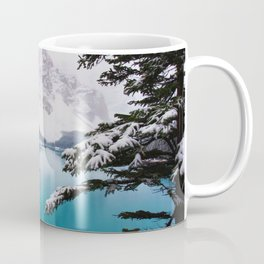 Paradise in the Mountains (Color) Coffee Mug
