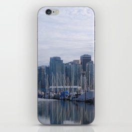 Downtown Vancouver iPhone Skin