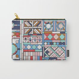 Pop art windows Carry-All Pouch