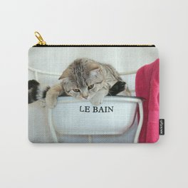 Bathtime... Carry-All Pouch