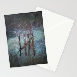 Five Nails Stationery Cards