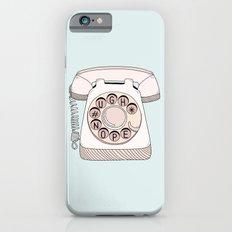 Phone Call Slim Case iPhone 6s