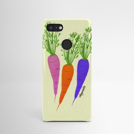 Zanahorias Android Case