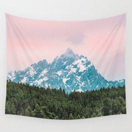 Mountain Magick - Grand Teton National Park Wall Tapestry