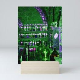 Potion Class - Green and Purple Hues Mini Art Print