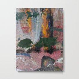 Surfaces.01 Metal Print