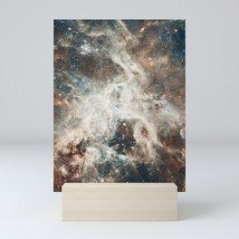 Space 08 Mini Art Print
