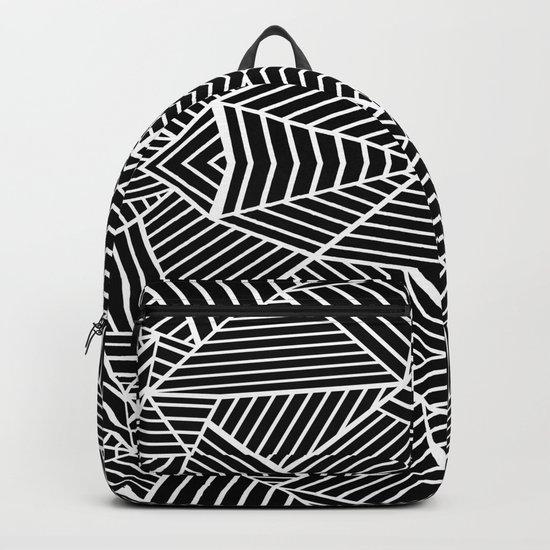 Ab Zoom Mirror Black Backpack