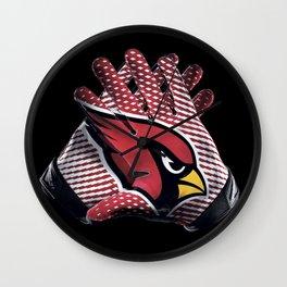 Arizona Gloves Wall Clock