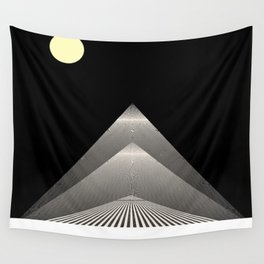 Pathway to Enlightenment Wall Tapestry