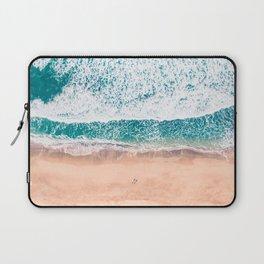 Faded ocean life Laptop Sleeve