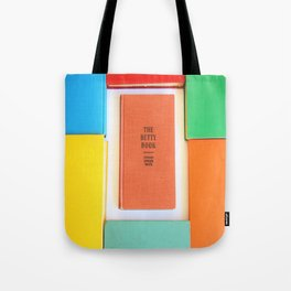 The Betty Book Tote Bag