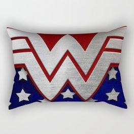 Diana princess of the Amazons Rectangular Pillow