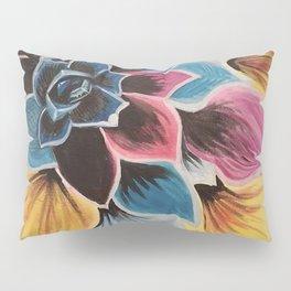 Colourful Flower by Noelle's Art Loft Pillow Sham