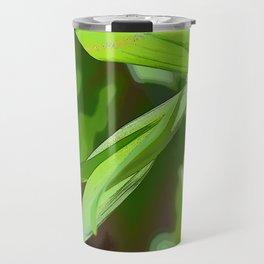 Lush greenery Travel Mug