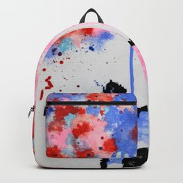 Rogue Panda -I Thought Painting Backpack