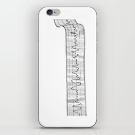 3% of battery. iPhone Skin