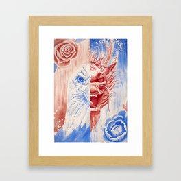 Chinese American Framed Art Print