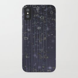 Gray abstract pattern , Christmas iPhone Case
