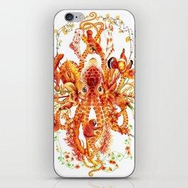 Tangerine iPhone Skin