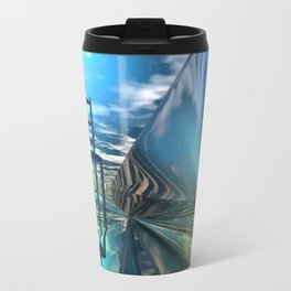 Der leere Stuhl Travel Mug