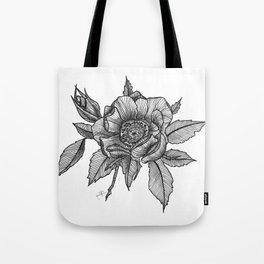 Sweet briar rose Tote Bag