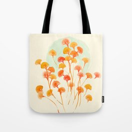 The bloom lasts forever Tote Bag