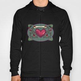 love  and heart Hoody