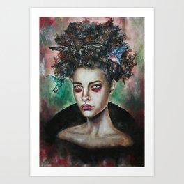 Bruelle  Art Print