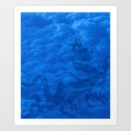 dragonsky61110 Art Print