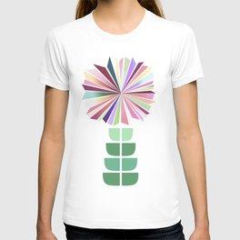70ies flower No. 1 T-shirt