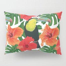 Toucan pattern Pillow Sham