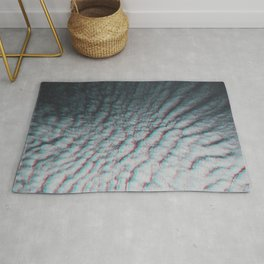 Clouds in Aspic Rug