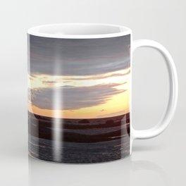 Sunset on the St-Lawrence Coffee Mug