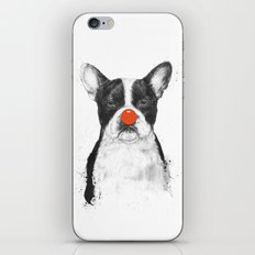 I'm not your clown iPhone & iPod Skin