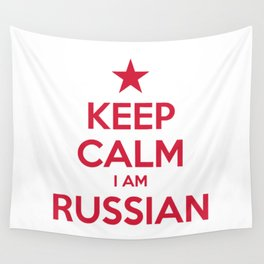 RUSSIA Wall Tapestry