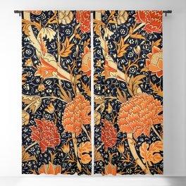 """William Morris """"Cray"""" 2. Blackout Curtain"""