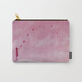 Love Is The Best Forever Gift Collection Carry-All Pouch