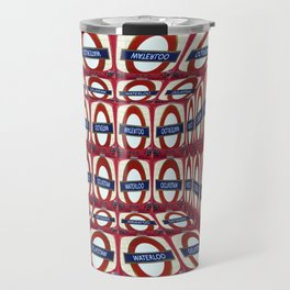 Can you show me the way to waterloo? Travel Mug