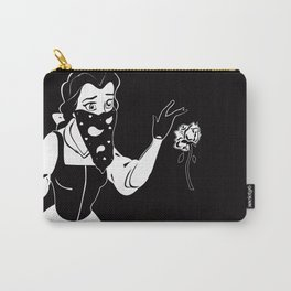 Beauty is a Bandit Carry-All Pouch