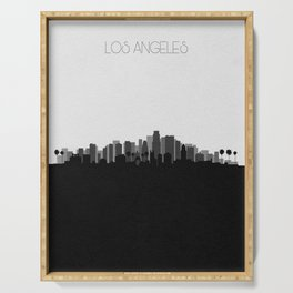 City Skylines: Los Angeles (Alternative) Serving Tray