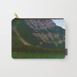 Kinney Lake in Mount Robson Provincial Park, British Columbia Carry-All Pouch