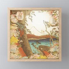 Asian Persuasion Framed Mini Art Print
