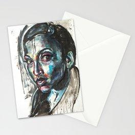 Blue Piece Stationery Cards