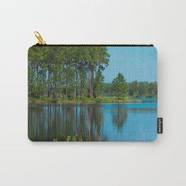 Summertime Georgia Lake Carry-All Pouch