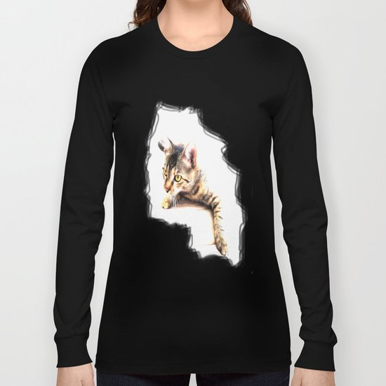 Little Cat Long Sleeve T-shirt