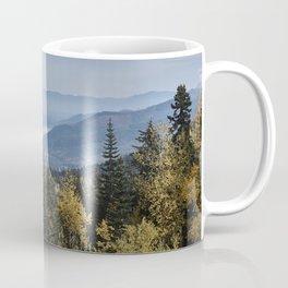 Autumn on Mt. Spokane Coffee Mug