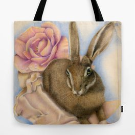 Hare Study Tote Bag