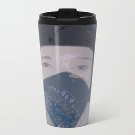 Danger Metal Travel Mug